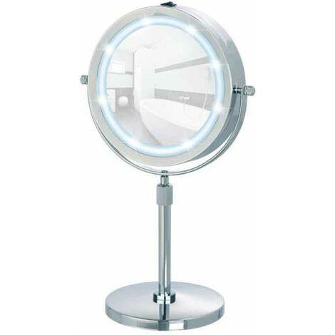 Standing mirror LED Lumi WENKO