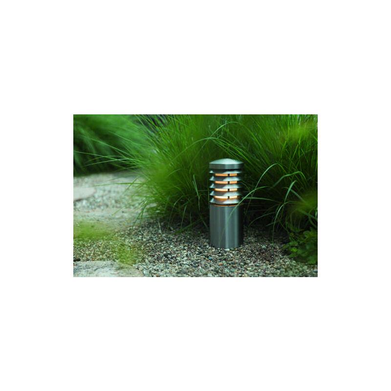 LED Sockelleuchte 300mm bis 12 Watt E27 Standleuchte Garten Stehlampe Haus Weg