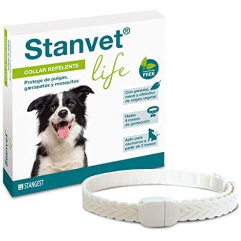 Stangest Collar Antiparasitario Stanvet Life para Perro