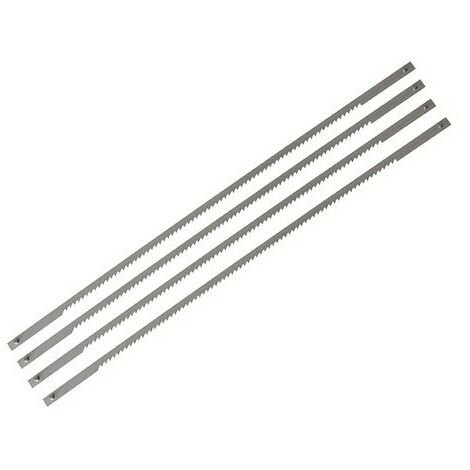 Stanley 0-15-061 Coping Saw Blades Pack of 4