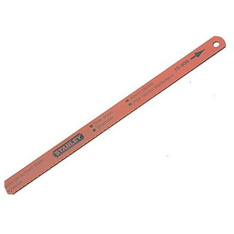 Stanley 0-15-906 Hacksaw Blades High Speed Steel Molybdenum (2)
