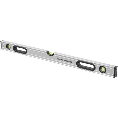STANLEY 0-43-637 - Nivel tubular FatMax Xtreme magnetico - 90 cm