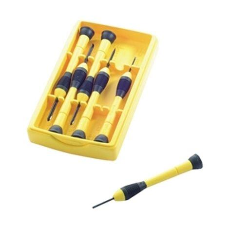 Stanley 0-66-052 Instrument Screwdriver Set 6 Piece