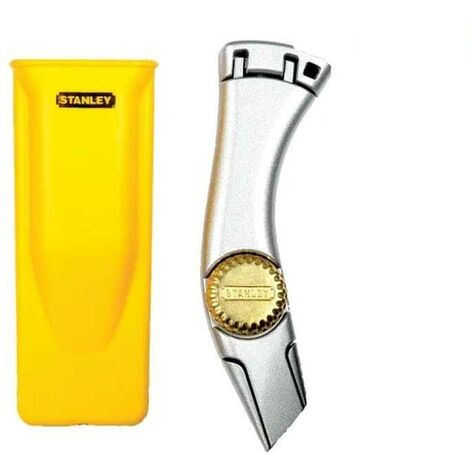 """main image of """"Stanley 1-10-550 Titan Knife with Holster Heavy Duty Fixed Blade Knife STA110550"""""""