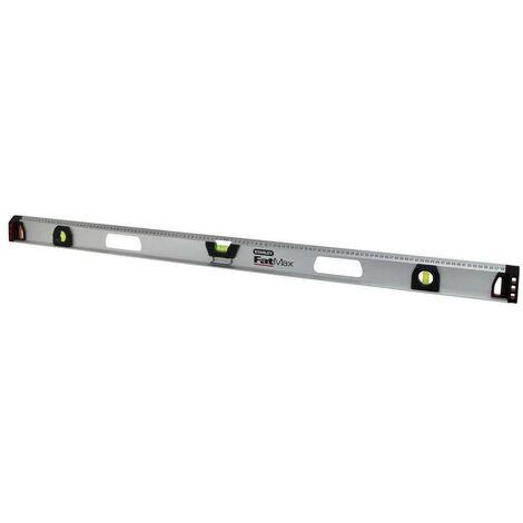 STANLEY 1-43-556 - Nivel perfilado FatMax 120 cm - base magnetica