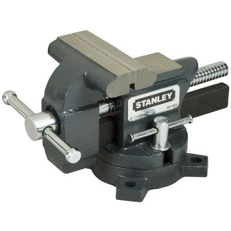 STANLEY 1-83-065 - Tornillo de banco de carga ligera MaxSteel 110 mm