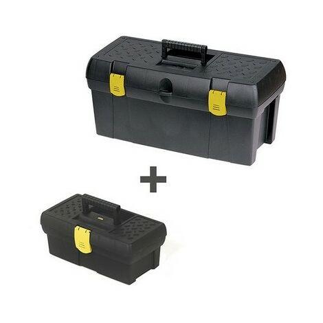 Stanley 1-92-952 Tool Box 19in + 12 1/2in Toolbox