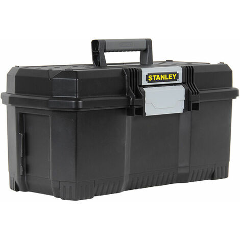 Stanley 1-97-510 One Touch Latch Toolbox 61cm (24in)
