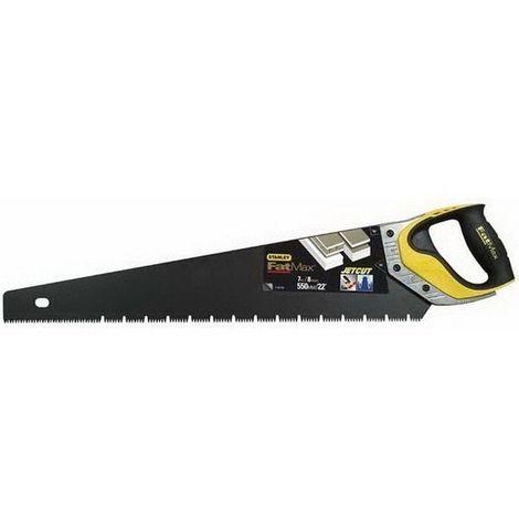 STANLEY 2-20-534 - Serrucho Jet Cut FatMax jetcut 550 mm para yeso - mango trimaterial