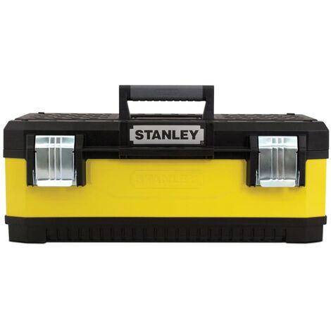 Stanley 20 Inch Metal/Plastic Toolbox
