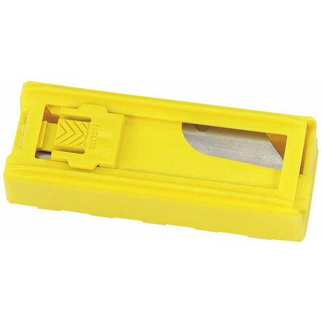 Stanley 3-11-921 1992B Heavy Duty Utility Knife Blades - Loose Dispenser Of 10