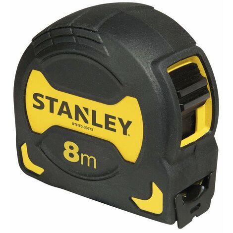 STANLEY 33-194 MÈTRE RUBAN 8 M/GRIP/STHT 0-33566