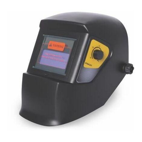 STANLEY 460413 Masque de soudure Automatique LCD DIN 9-13