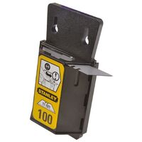 Stanley 8-11-921 Heavy Duty Knife Blades Pack of 100