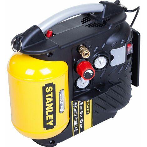 Stanley 8215250STN596 Compresor - Sin aceite - 10bar - 1100W
