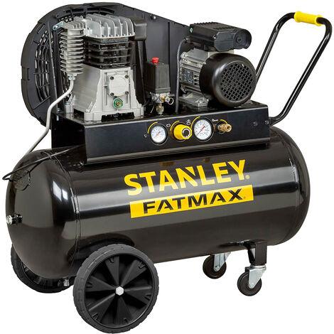 Stanley B 255/10/100 compressore aria 100 lt
