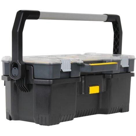 Stanley boîte à outil fourre-tout 55.6x32x24.9 cm STST1-70317