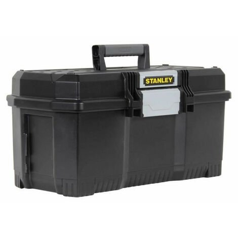 STANLEY Boîte a outils vide Touch latch 60cm