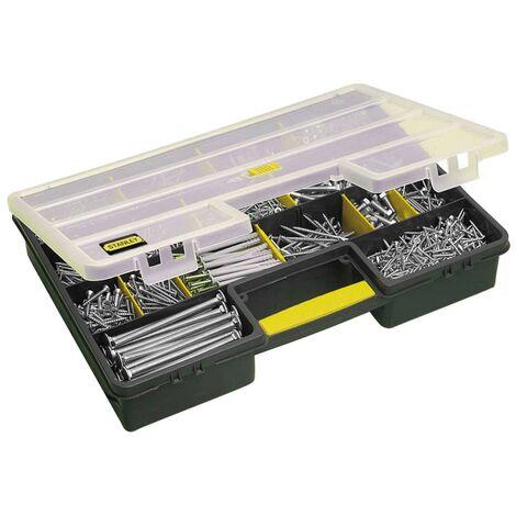 Stanley Boîte de rangement des outils 199 46x8cm Plastique 1-92-762