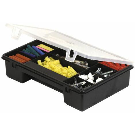 Stanley Boîte de rangement des outils 24,3 x 5,3 cm Plastique 1-92-736
