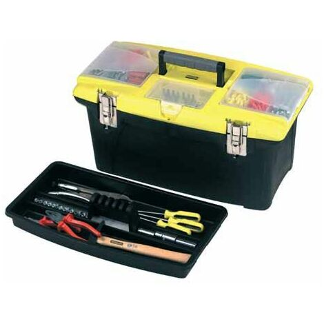 "Stanley Box à outils Jumbo 22"" / 55,8cm"