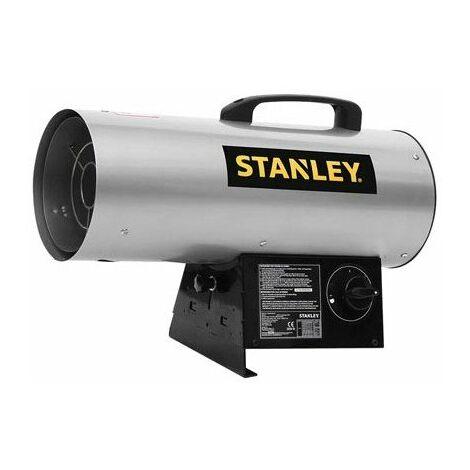 Stanley - canon e air chaud au gaz - 17.5 kw
