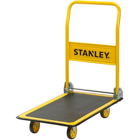 Stanley Chariot à plateforme PC527P 150 kg
