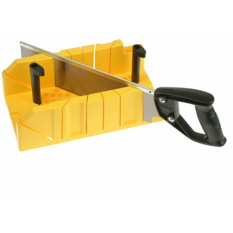 """main image of """"Stanley Clamping Mitre Boxes - Mitre Box Only"""""""