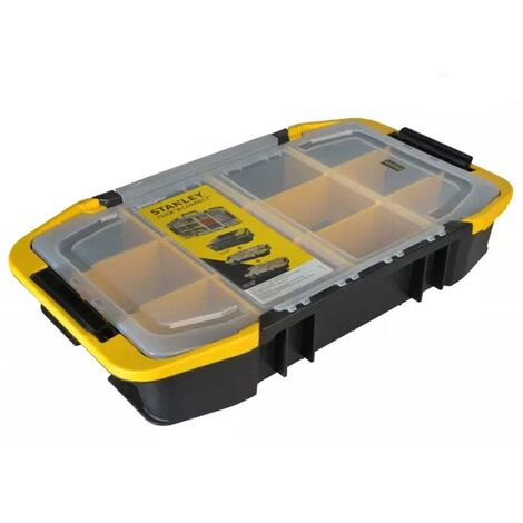 Stanley Click and Connect Tool Box Organiser STST1-71983 Combi Parts Organiser