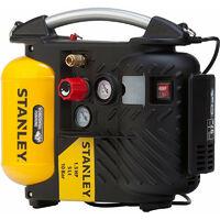 Stanley - Compresseur d'air Coaxial 5 L 1,5 HP 10bar ultraportatif - DN200/10/5