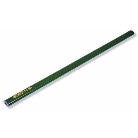 Stanley Crayon de Macon Corps Vert - 176 mm