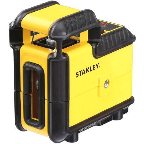 Stanley Cross360 Livella Laser Raggio Rosso, STHT77504-1