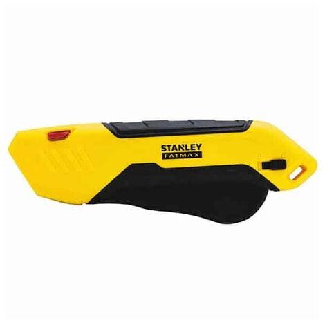 STANLEY Cutter de sécurité auto-rétractable FatMax - FMHT10369-0