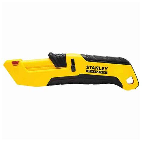 STANLEY Cutter de sécurité Tri-slide auto-rétractable FatMax - FMHT10365-0