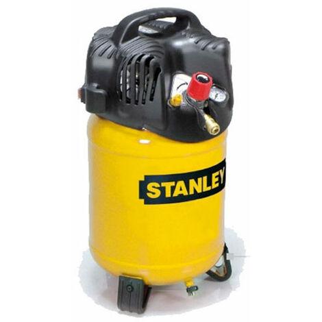 Stanley D 200/10/24V Compressore aria verticale 24 lt