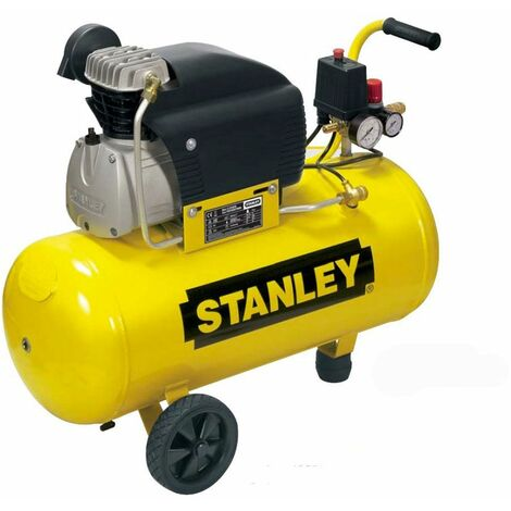 Stanley D 211/8/50 compressore aria 50 lt