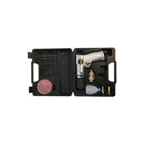 Stanley Druckluft Bohrmaschinen Bohrer Set Kompressor Zubehör 6 bar 170 l/min
