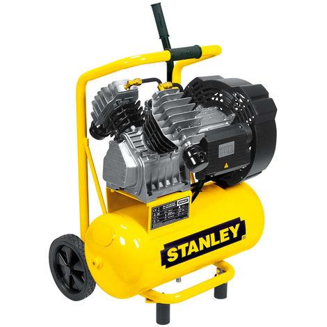 Stanley Druckluft Kompressor 230 V 24 Liter 10 bar 2,2 kW