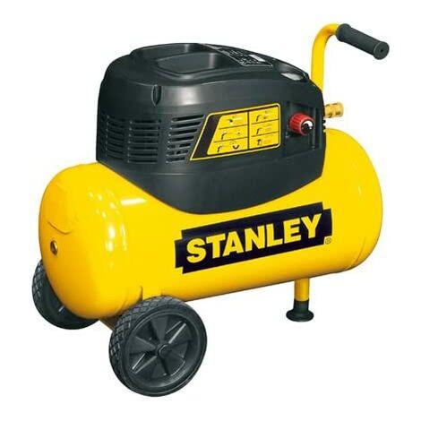 Stanley Druckluft Kompressor ölfrei D200/10/24V 24 l 10 bar