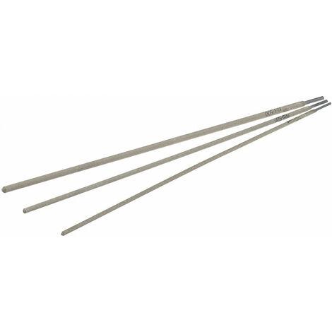 STANLEY Electrodes de soudure - rutiles - hb r paquet trio 2.0+2.5+3.25 mm (90791)