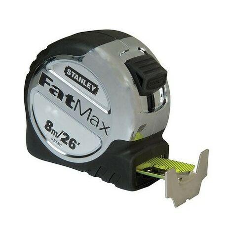 Stanley Fatmax 5-33-891 Tape Measure 8 Metre Metric Imperial
