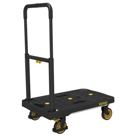Stanley Fatmax - Chariot Plate-Forme Pliant - Capacité 135 Kg