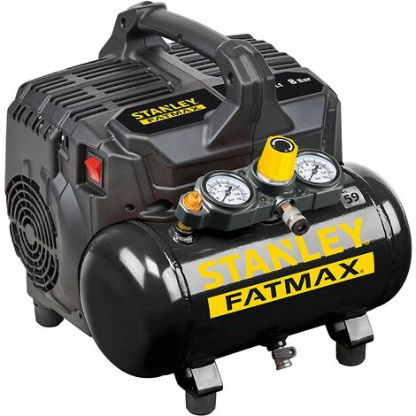 Stanley Fatmax DST 101/8/6 Compresor de aire Silent