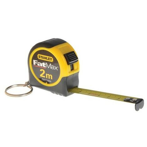 Stanley Fatmax FMHT1-33856 Key Ring Tape Measure 2m