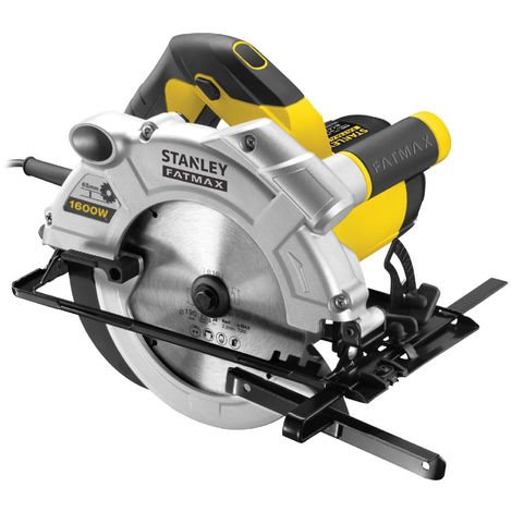 Stanley FatMax Scie circulaire 1600W lame TCT 0-45
