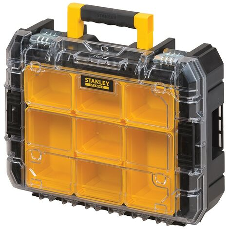 Valigetta Organizer Stanley con separatori rimovibili 50x29x9 cm  STST1 71983