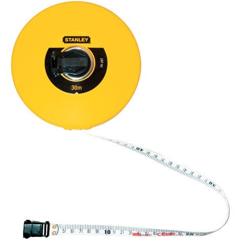 Stanley Fiberglas-Massband 20m/12,7mm - 0-34-296