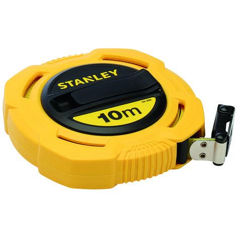 Stanley - Flexómetro Fibra De Vidrio Caja Cerrada.