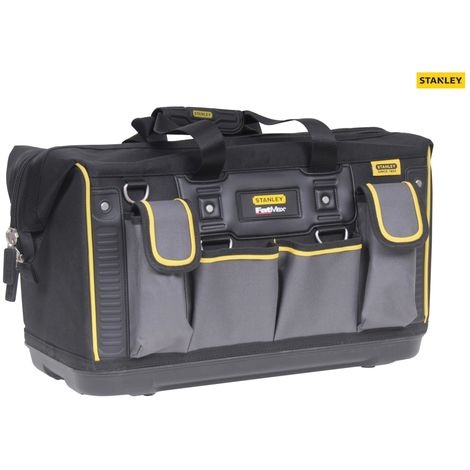 STANLEY FMAX OPEN MOUTH RIGID TOOLBAG 20IN