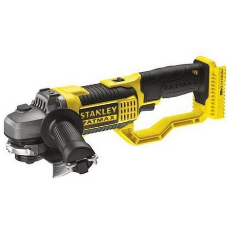 STANLEY FMC761B-XJ - Amoladora angular 18V. Sin baterias ni cargador